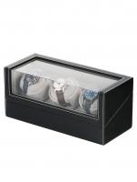 Ceas: Rothenschild Uhrenbeweger für 3 Uhren RS-2115-3BL