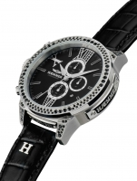 Ceas: Ceas de dama Haemmer DSC-18 Imperia II Secret Chrono. 45mm 10ATM