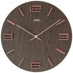 Ceas: AMS 9591 Wanduhr - Serie: AMS Design