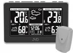 Ceas: JVD RB658 Funktischuhr Wetterstation