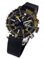 Ceas: Ceas barbatesc Fortis 671.24.14 K B-42 Marinemaster Yellow Cronograf 42mm 20ATM
