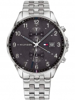 Ceas: Tommy Hilfiger 1791707 Casual Dual Time 44mm 5ATM