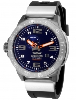 Ceas: Ceas barbatesc Haemmer HD-100 Navy Diver II Dark Ocean 48mm 30ATM  ( LIMITED EDITION 99 BUCATI )