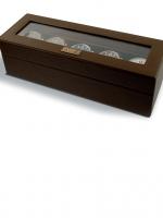 Ceas: Cutie AVI-8 pentru 5 ceasuri piele