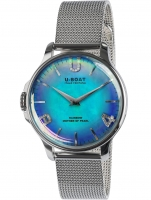 Ceas: U-Boat 8474/MT Rainbow ladies 38mm 5ATM
