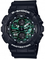 Ceas: Casio GA-140MG-1AER G-Shock men`s 50mm 20ATM