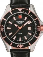 Ceas: Swiss Alpine Military 7040.1557 men`s watch 44mm 10ATM