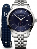 Ceas: Victorinox 241763.1 Alliance set with knife 44mm 10ATM