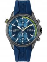 Ceas: Hugo Boss 1513821 Globetrotter chrono 46mm 10ATM
