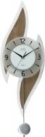 Ceas: Ceas de perete Lemn - Sticla NS18051/78