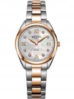 Ceas: Ceas de dama Rotary LB05112/41/D Henley  30mm 5ATM