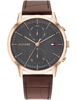 Ceas: Tommy Hilfiger 1710435 Easton men`s 44mm 5ATM