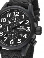 Ceas: Ceas barbati TW-Steel VS43 Volante Cronograf 45mm 10ATM