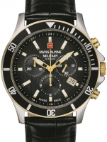 Ceas: Ceas barbatesc Swiss Alpine Military 7022.9547 Cronograf 42mm 10ATM
