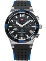 Ceas: Ceas barbatesc Swiss Military SM34015.08 Cronograf 10 ATM, 43 mm