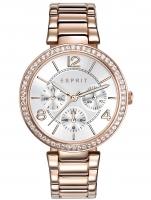 Ceas: Ceas de dama Esprit ES108982003 Cronograf 36mm 5ATM