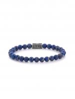 Ceas: Rebel & Rose Armband Lapis Lazuli RR-6S002-S-M Damen