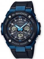 Ceas: Ceas barbatesc Casio GST-W300G-1A2ER G-Shock Solar 50mm 20ATM