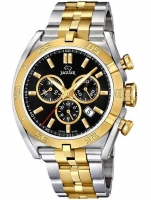 Ceas: Ceas barbatesc Jaguar J855/3 Executive Cronograf 45mm 10ATM