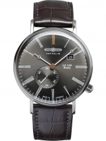 Ceas: Ceas barbatesc Zeppelin 7134-2 Rome Quarz 41mm 5ATM