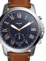 Ceas: Ceas barbatesc Fossil Q FTW1122 Grant Hybrid Smartwatch  44mm 5ATM