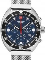 Ceas: Ceas barbatesc Swiss Alpine Military 7066.9135 Turtle Cronograf 44mm 10ATM
