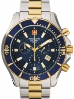 Ceas: Ceas barbatesc Swiss Alpine Military 7040.9145 Chrono 46mm 10ATM