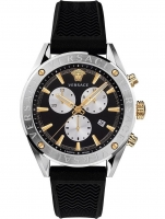 Ceas: Versace VEHB00119 V-chrono chrono 45mm 5ATM