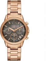 Ceas: Ceas de dama Armani Exchange AX4354 Banks Chrono. 36mm 5ATM