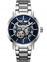 Ceas: Ceas barbatesc Rotary GB06350/05 Greenwich Automatic 42mm 5ATM