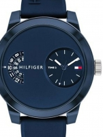 Ceas: Ceas barbatesc Tommy Hilfiger 1791556 Dual Time  44mm 3ATM