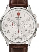 Ceas: Swiss Alpine Military 7084.9532 Chronograph 43mm 10ATM