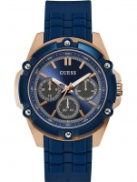 Ceas: Ceas barbatesc Guess W1302G4 Bolt 46mm 10ATM