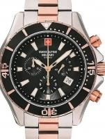 Ceas: Swiss Alpine Military 7040.9157 chronograph 44mm 10ATM