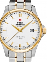 Ceas: Ceas unisex Swiss Military SMA34025.03 Automatic 39mm 10ATM