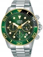 Ceas: Lorus RT340JX9 chrono men`s 43mm 10ATM