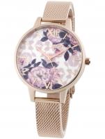 Ceas: Ceas de dama Olivia Burton OB16LP01 Wild Flower 34 mm
