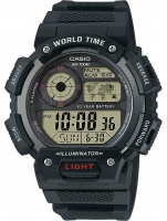 Ceas: Casio AE-1400WH-1AVEF Collection Herren 49mm 10ATM