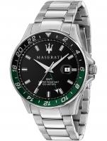 Ceas: Ceas barbatesc Maserati R8853140005 Sfida GMT 44mm 10ATM