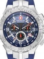Ceas: Ceas barbatesc Swiss Military Hanowa 06-4329.04.003 Seaman Cronograf 45mm 5ATM
