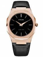 Ceas: Ceas barbatesc D1 Milano UTLJ03 Ultra Thin  40mm 5ATM