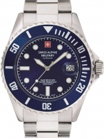 Ceas: Ceas barbatesc Swiss Alpine Military 7053.1135  42mm 10ATM