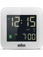 Ceas: Braun BC08W-DCF digital radio controlled alarm clock