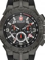 Ceas: Ceas barbatesc Swiss Military Hanowa 06-4329.13.007.07 Seaman Cronograf 45mm 5ATM
