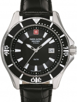 Ceas: Ceas barbatesc Swiss Alpine Military 7040.1537 Diver 45mm 10ATM