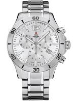 Ceas: Ceas barbatesc Swiss Military SM34028.02 Cronograf 10 ATM, 42 mm