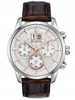 Ceas: Ceas barbatesc Bulova 96B309 Sutton Classic Cronograf  44mm 3ATM