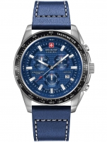 Ceas: Ceas barbatesc Swiss Military Hanowa 06-4225.04.003 Crusader Chrono 43mm 10ATM