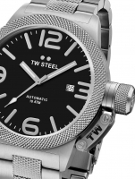 Ceas: Ceas barbatesc TW-Steel CB5 Canteen Automatic 45mm 10ATM