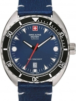Ceas: Ceas barbatesc Swiss Alpine Military 7066.1535 Turtle  44mm 10ATM